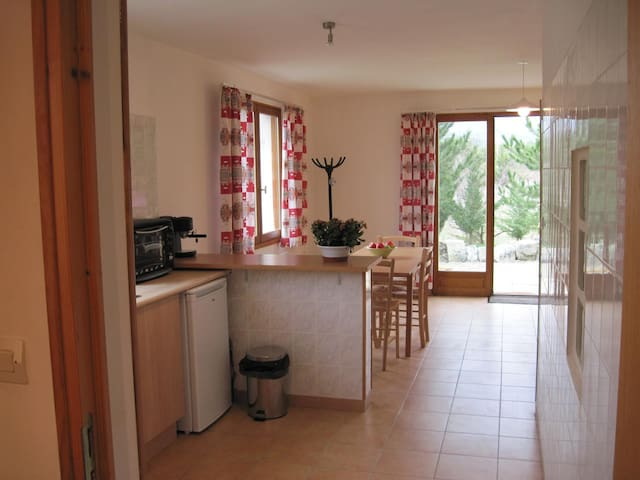 Les sorbiers - Montferrand-la-Fare - Vacation home
