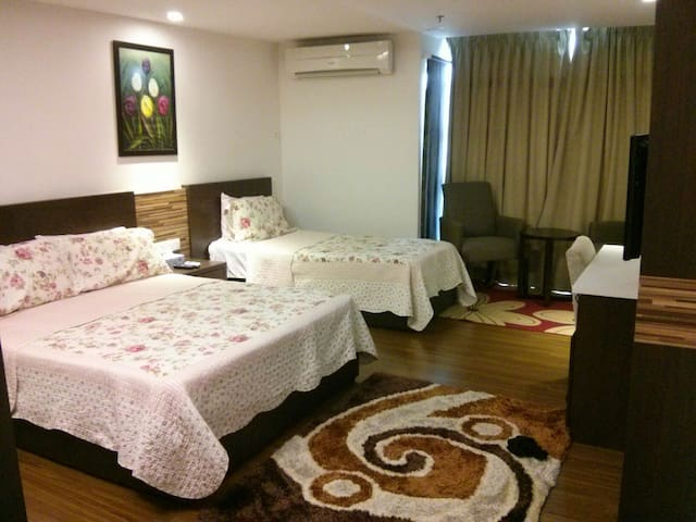 ADHAStudio Suite for 3 adults - Kota Bharu