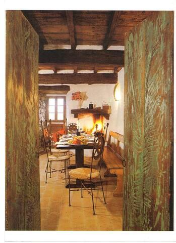 Castello di Cennina  Casa Torre - Bucine - Apartment