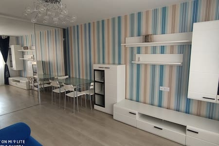 Cozy apartment in Sebeş - accessible from highway