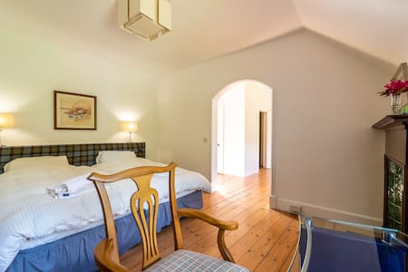 Riverview Junior Suite in Stunning Highland Estate