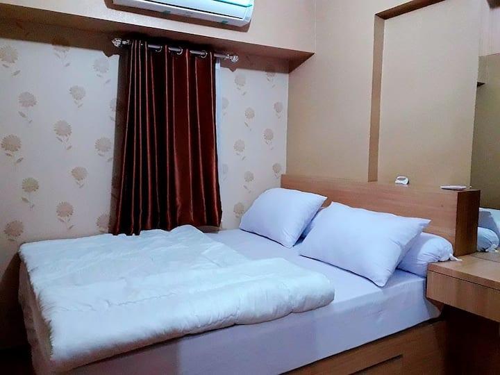 Apartement Bogor Valley 2 Bedrooms view Gn Salak