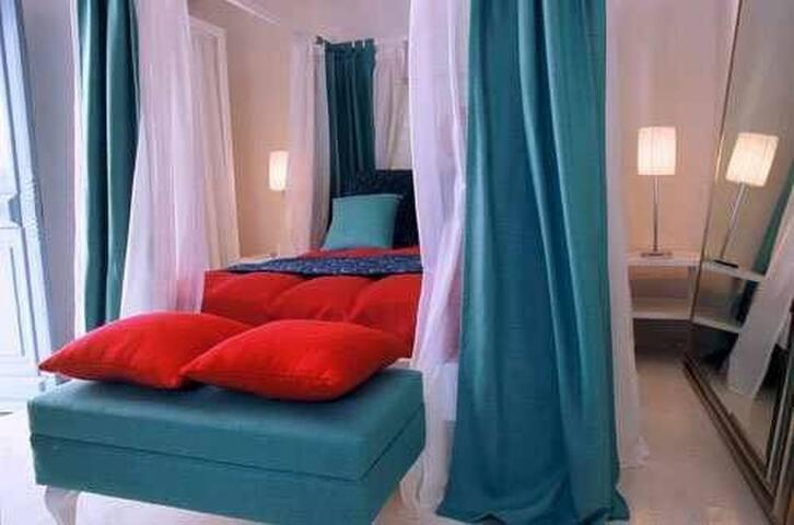 Apolonia Chora guest room - Apollonia
