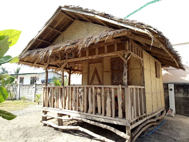 Native Nipa Hut @ Patar, Bolinao