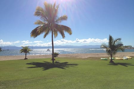 Beautiful beachfront Villa in Cruz de huanacaxtle