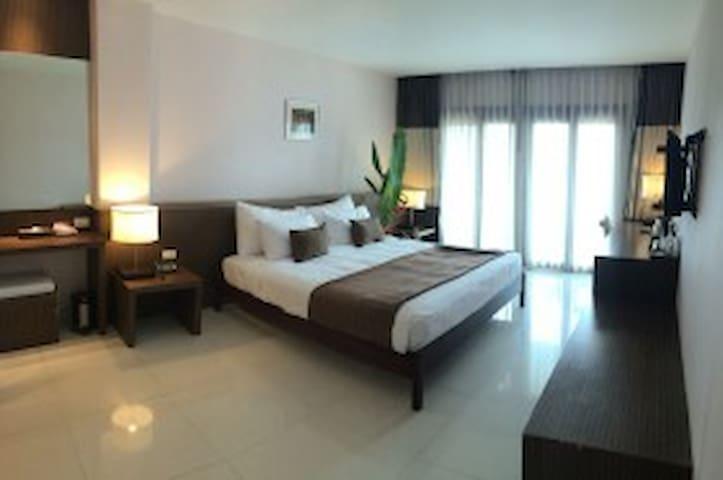 Siam Triangle Hotel - Tambon Wiang - Hotel butikowy
