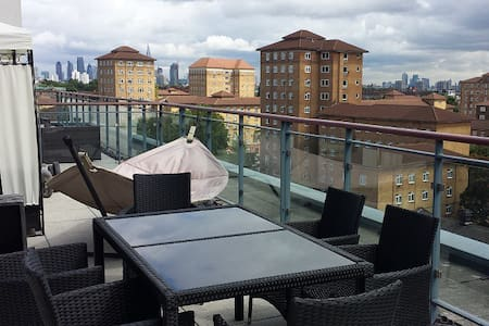 --Amazing Penthouse--Double room - Londres - Apartamento