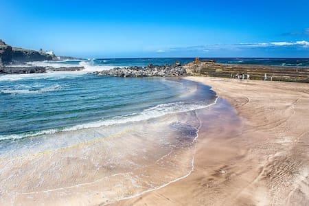 Hola ola Bajamar = descanso+vistas  espectaculares