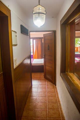 Villa Tidina- Studio 106 Entry