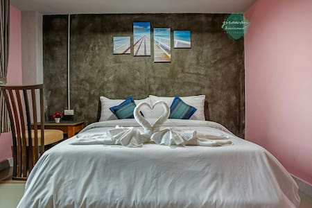 The Guest Hotel&Hostel, Krabi, Modern loft rooms