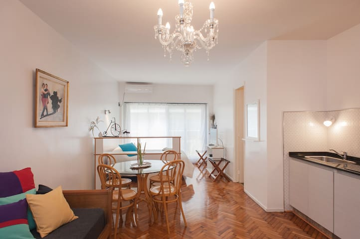 Beautiful Apartment in Recoleta!