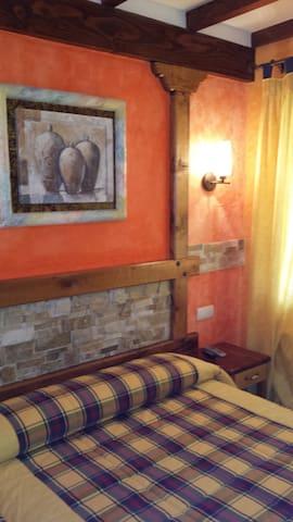 Habitación privada con cabina hidromasaje - Cantoral de la Peña