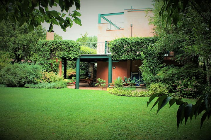 Splendida casa nel verde, vicino al centro - Padova - Talo