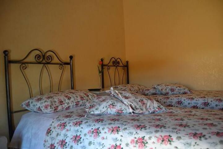 """Stanza """"Margherite e tulipani""""n°2 - Vico del Gargano - Bed & Breakfast"""