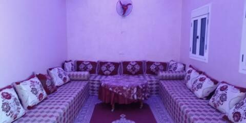 Merzouga desert apartment