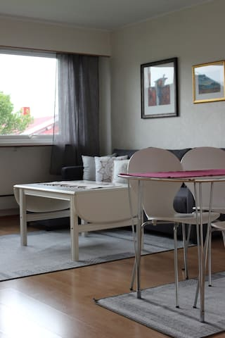 Apartment in a quiet area in Tromsø