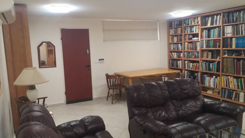 Hashmonaim Short/Long Term Rental Apartment.