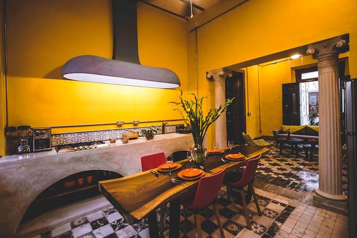 """Casa Muny's: """"A unique space in Santiago""""."""
