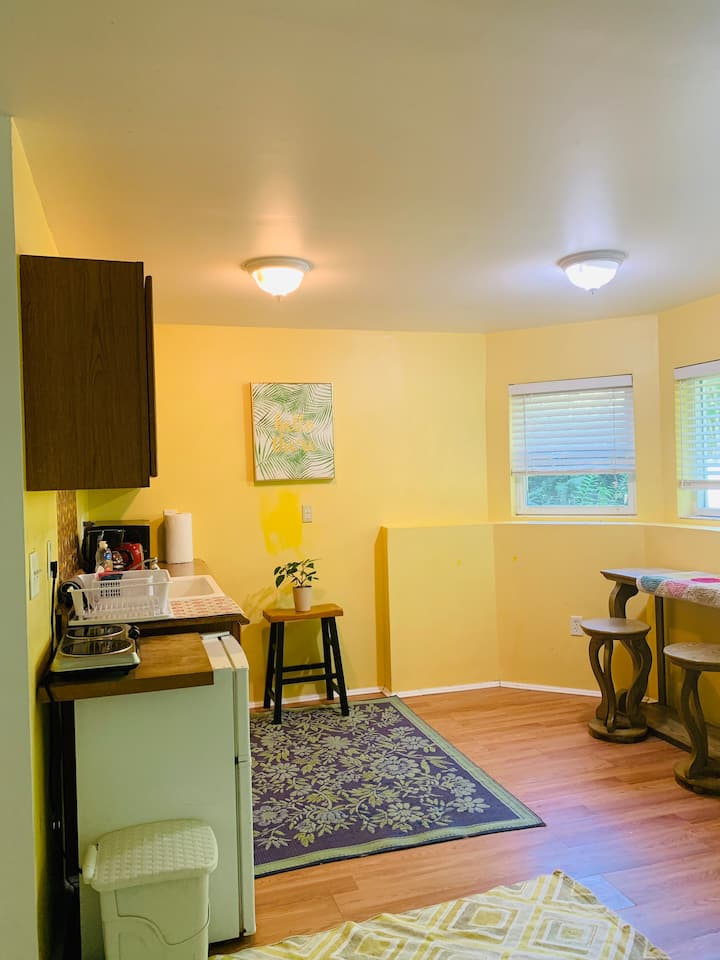 Entire Studio Apartment ZenLiving