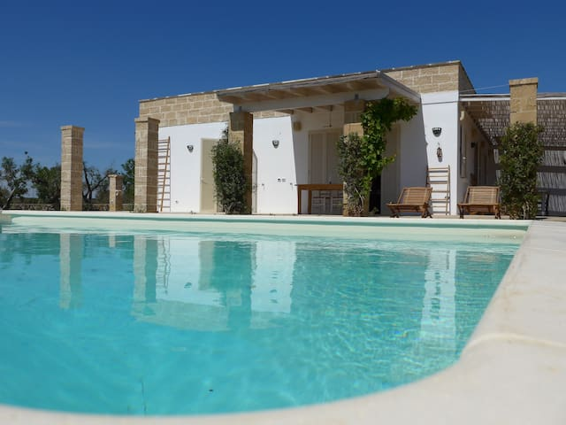 MANDORLA, Villa with private pool - Galatone - Villa