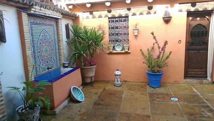 Casa Andalusí 2,A 8 KM de Sevilla,Hay autobús