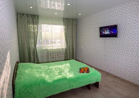 Сдам шикарную 1-комнатную квартиру в Усть-Илимске
