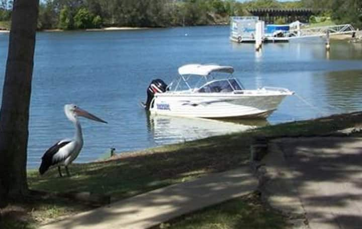 Maroochy River Cabins, Unit 34  (Bed & Breakfast)