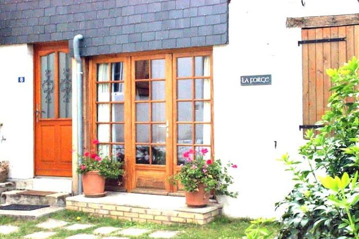 La Forge - Saint-Cyran-du-Jambot - Rumah