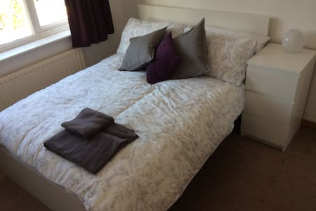 Double room close to centre of Shirley, Solihull