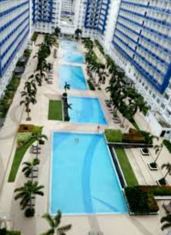 One BR SMDC Sea Residences MOA - Pasay - House