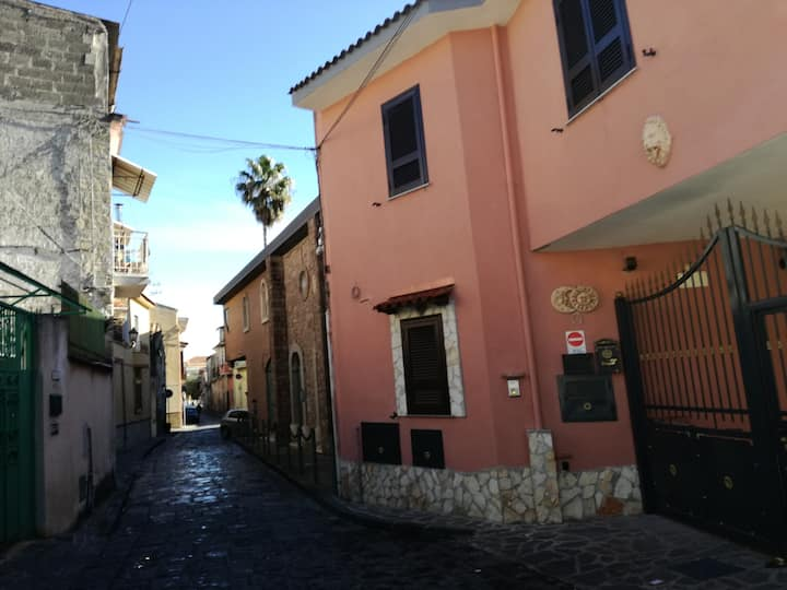 House in the Square - Gricignano di Aversa