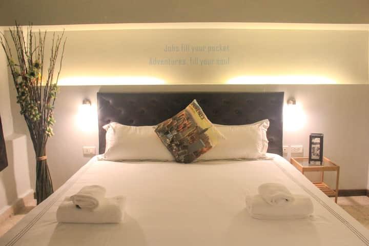 【MEET LOVE觅乐2】400m to BTS/MRT, Luxury mattress