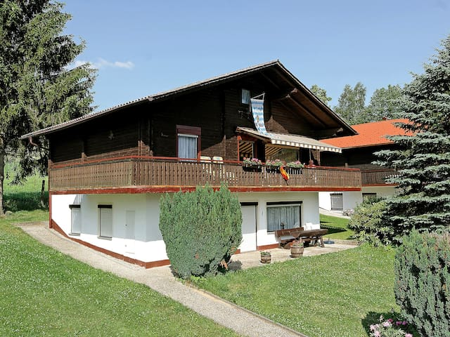 75 m² 3-room apartment Am Hohen Bogen in Arrach for 4 persons