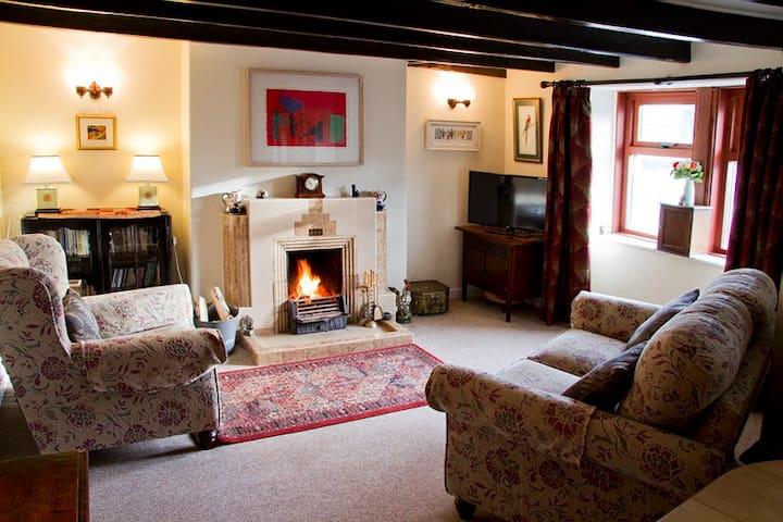Roseville Cottage nr Kirkcudbright - Twynholm - House