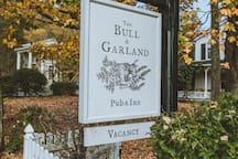 Junior Suite at The Bull & Garland