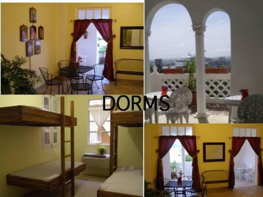 P san francisco 1 bed mixed dorm 2 maison d 39 h tes for Armadi california porto rico