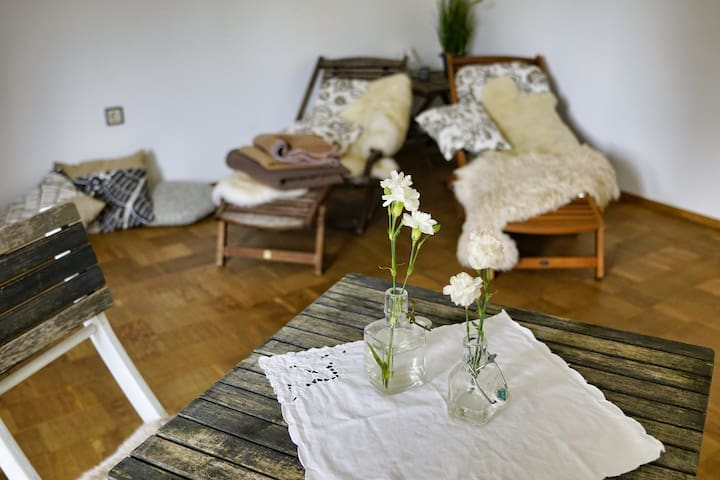 Relax your Mind/Body/Soul-Retreat im Haus Innhöhe