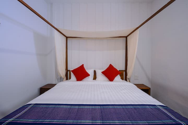#202 Comfy Stay in Cultural Area Near Grand Palace