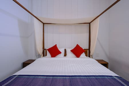 #202 Comfy Stay in Cultural Area Near Grand Palace - Bangkok - Boutique-hotell