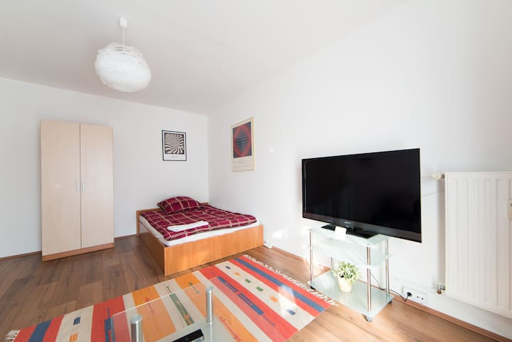 Campus Studio Apartment - Pécs - Pis