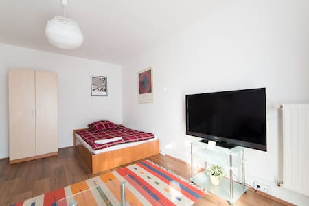 Campus Studio Apartment - Pécs - 公寓