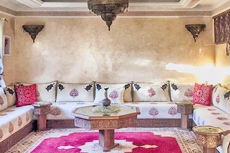 Chambre double prés de la mer avec bain privé - El Jadida