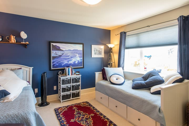 Captain Suite Mainstay Oasis - Port Moody - Bed & Breakfast