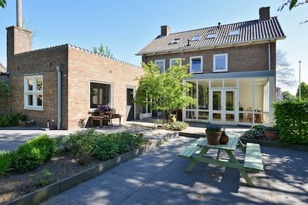 Luxueus vrijstaand woonhuis - Oirschot - House
