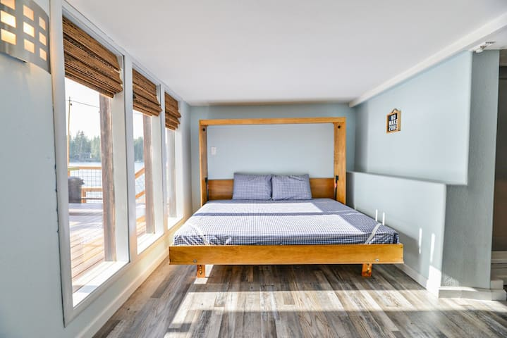 Basement Murphy Bed