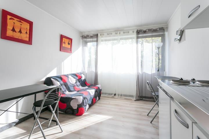 Appartement idéal pour étudiants et vacanciers