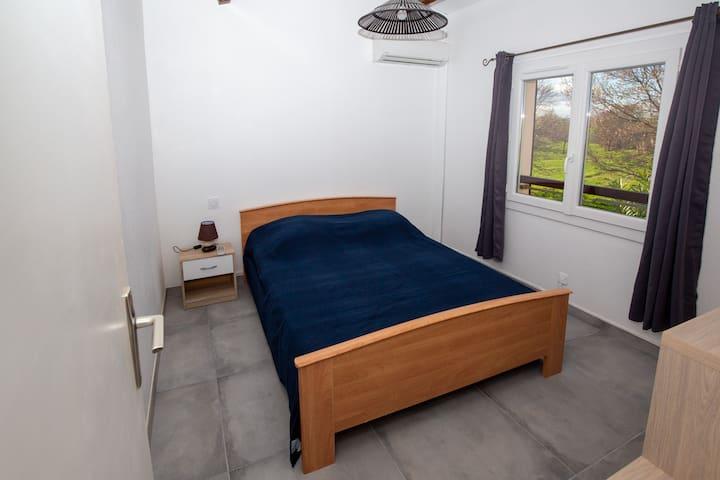 Chambre double à l'étage (1)
