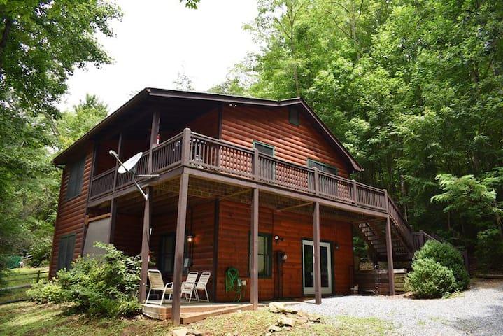 Little Rock Creek Retreat