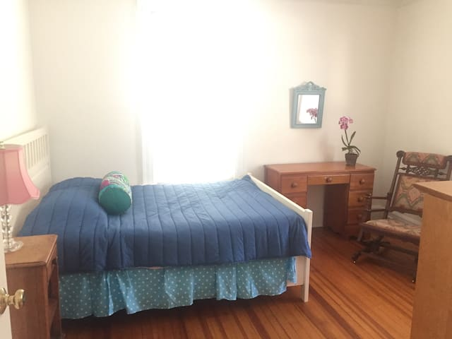 Great get-away in  Greenwich, 2 blocks from train! - Greenwich - House