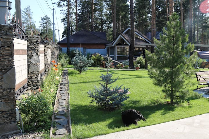 Baikal Paradise for Couple